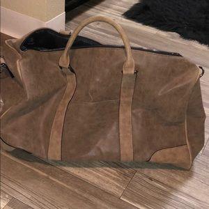 Vintage Style Weekender Bag 💼